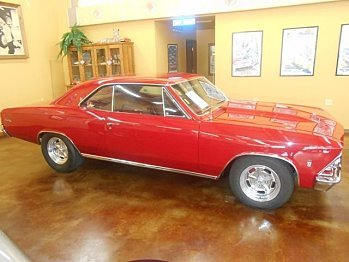 1966 Chevrolet Chevelle for sale 100721319