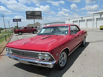 1966 Chevrolet Chevelle for sale 100733589