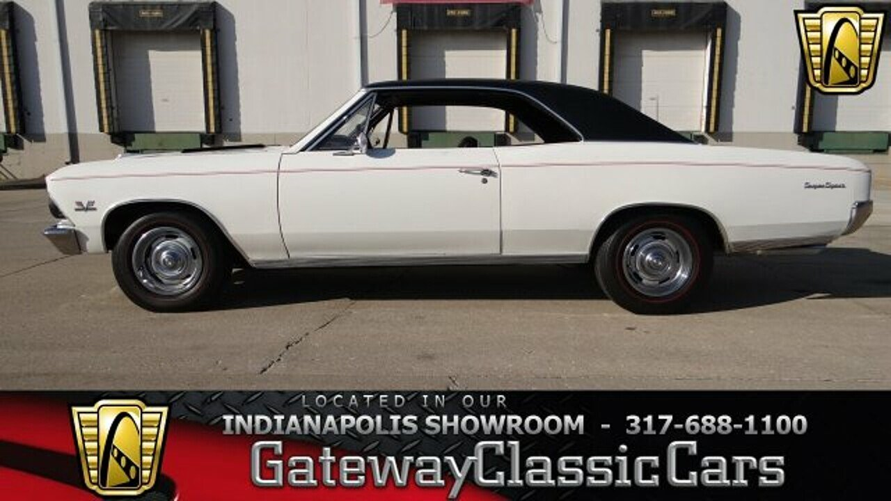 1966 Chevrolet Chevelle for sale 100821983