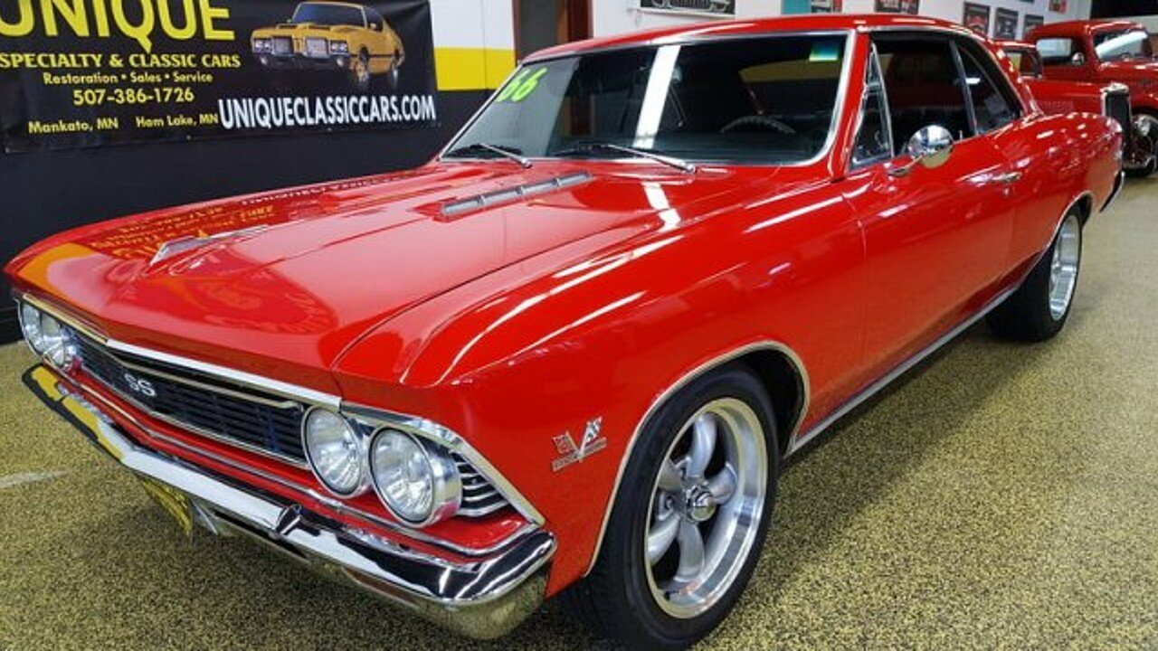1966 Chevrolet Chevelle for sale 100878663