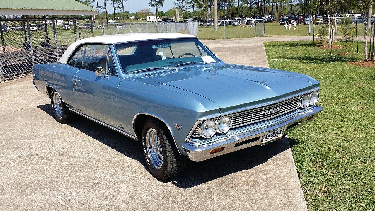 1966 Chevrolet Chevelle for sale near Mobile, Alabama 36695 ...