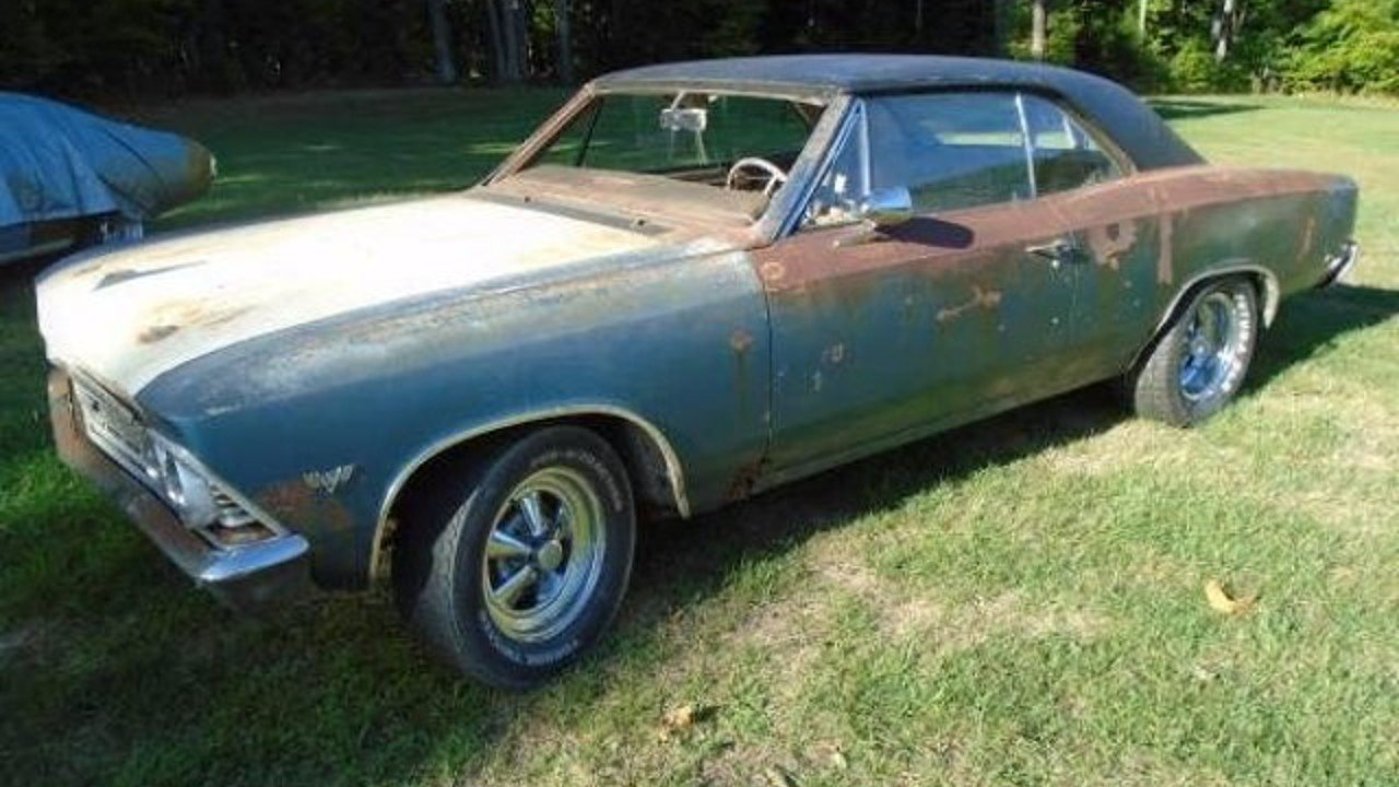 1966 Chevrolet Chevelle for sale 100901157