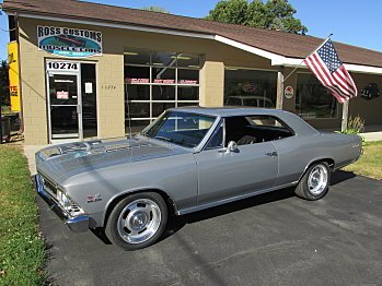 1966 Chevrolet Chevelle for sale 100913134