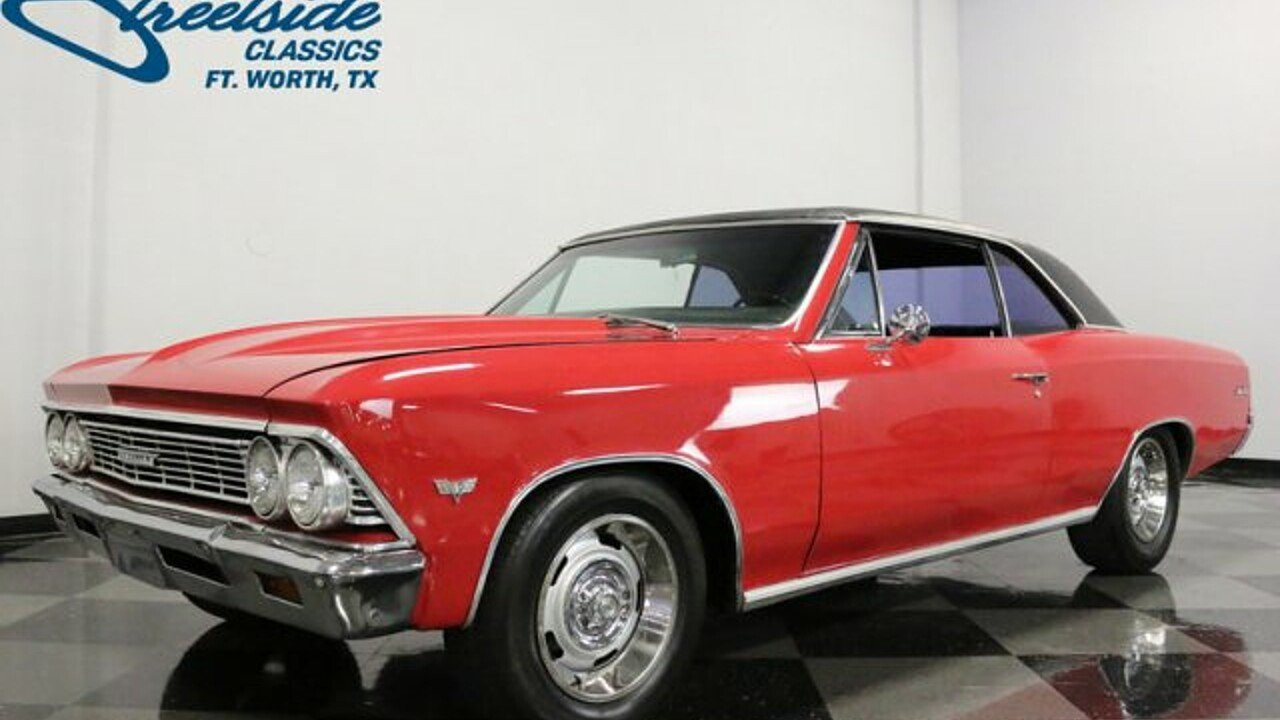 1966 Chevrolet Chevelle for sale near Fort Worth, Texas 76137 ...