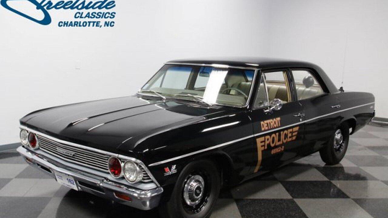1966 Chevrolet Chevelle for sale near Concord, North Carolina ...