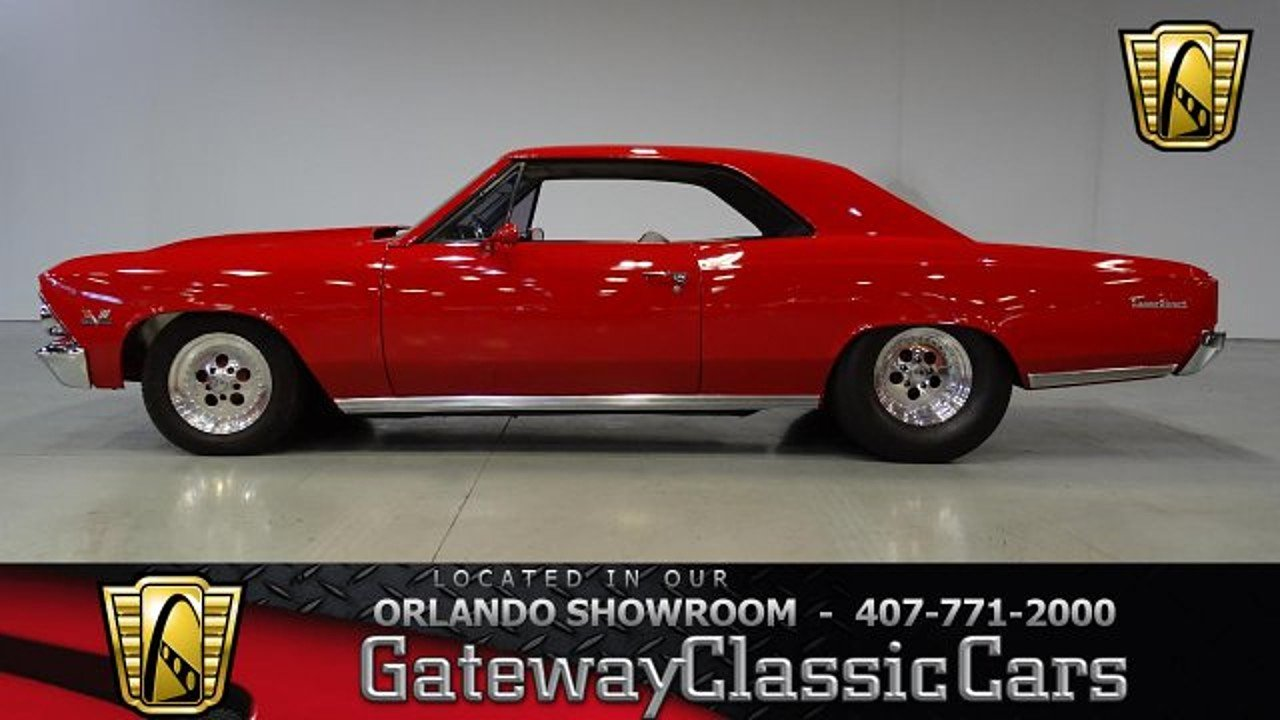 1966 Chevrolet Chevelle for sale 100964371