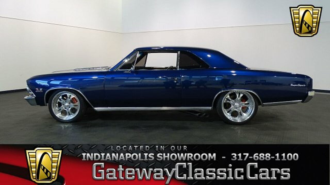1966 Chevrolet Chevelle for sale 100964802