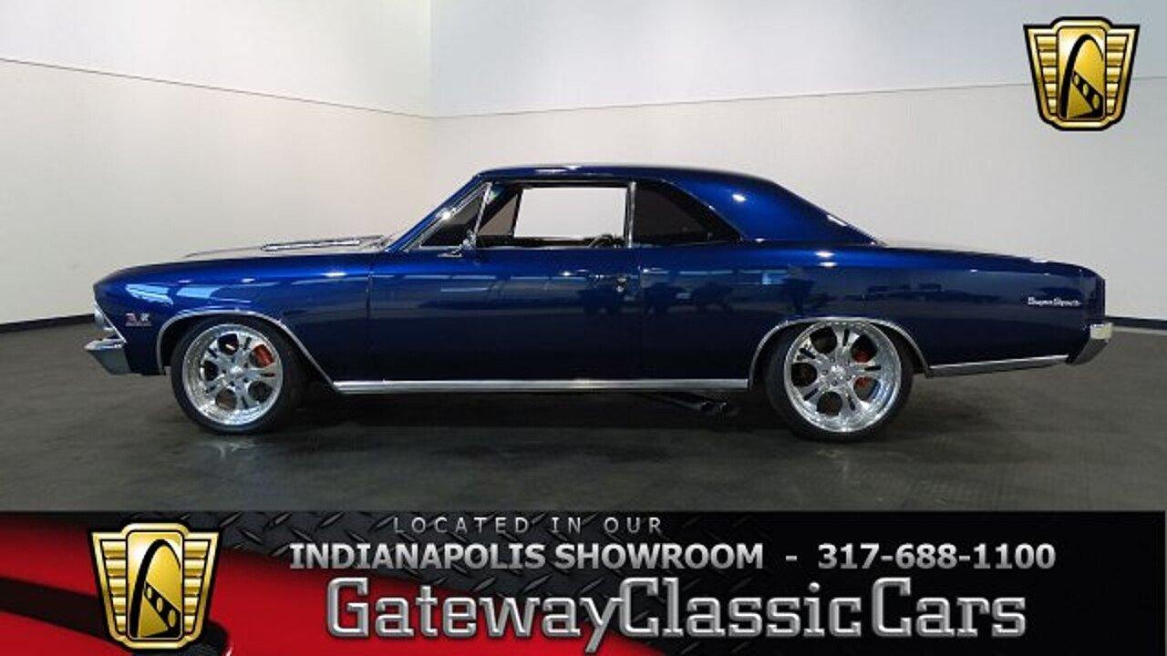 1966 Chevrolet Chevelle for sale near O Fallon, Illinois 62269 ...