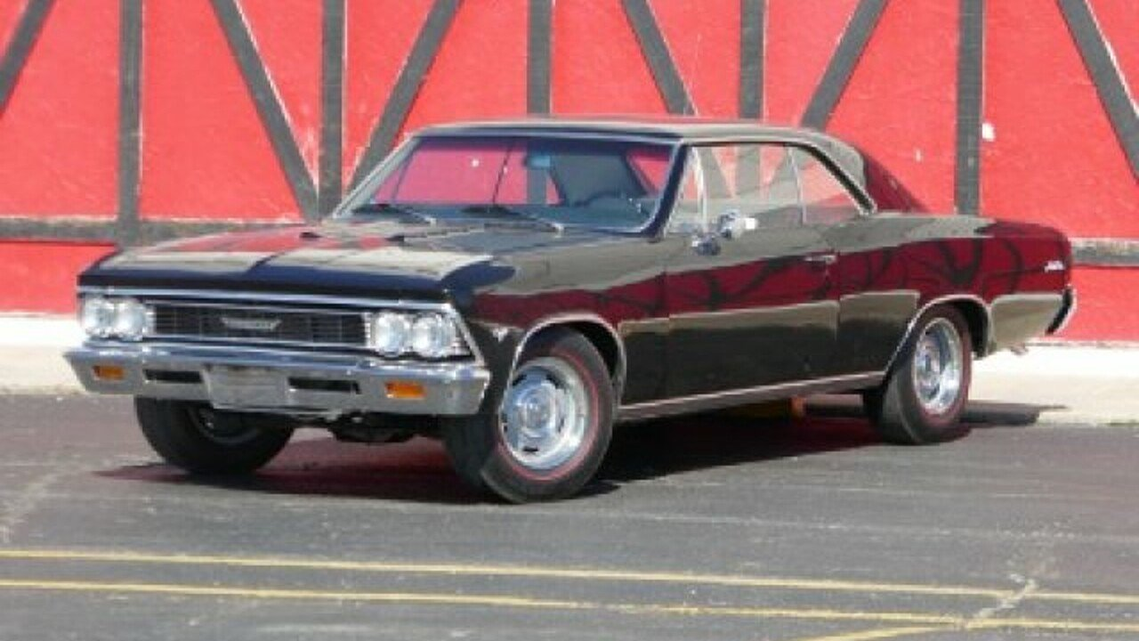 1966 Chevrolet Chevelle for sale 100966422