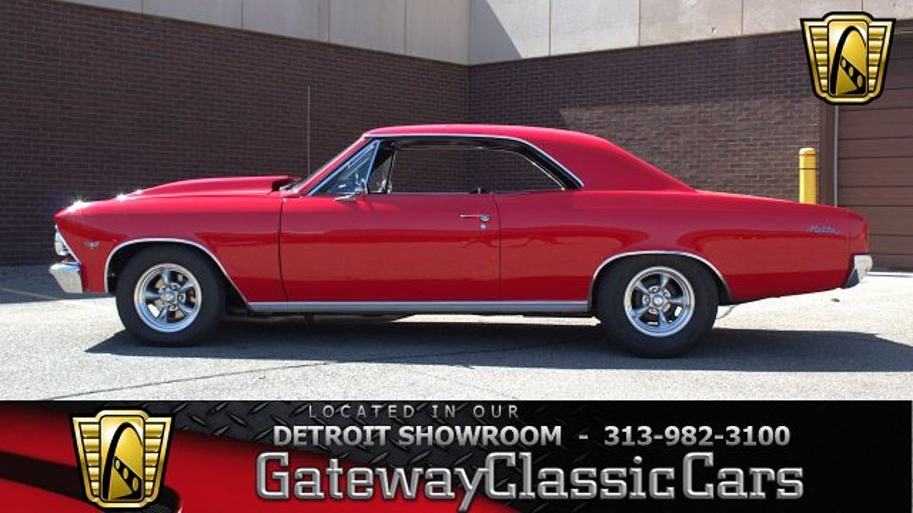1966 Chevrolet Chevelle for sale 100984024