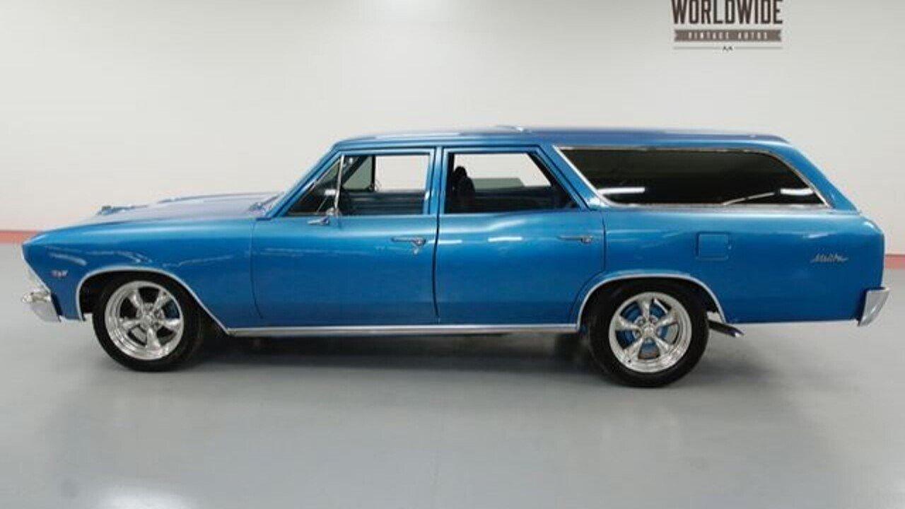 1966 Chevrolet Chevelle For Sale Near Denver Colorado 80216 Station Wagon 100992837