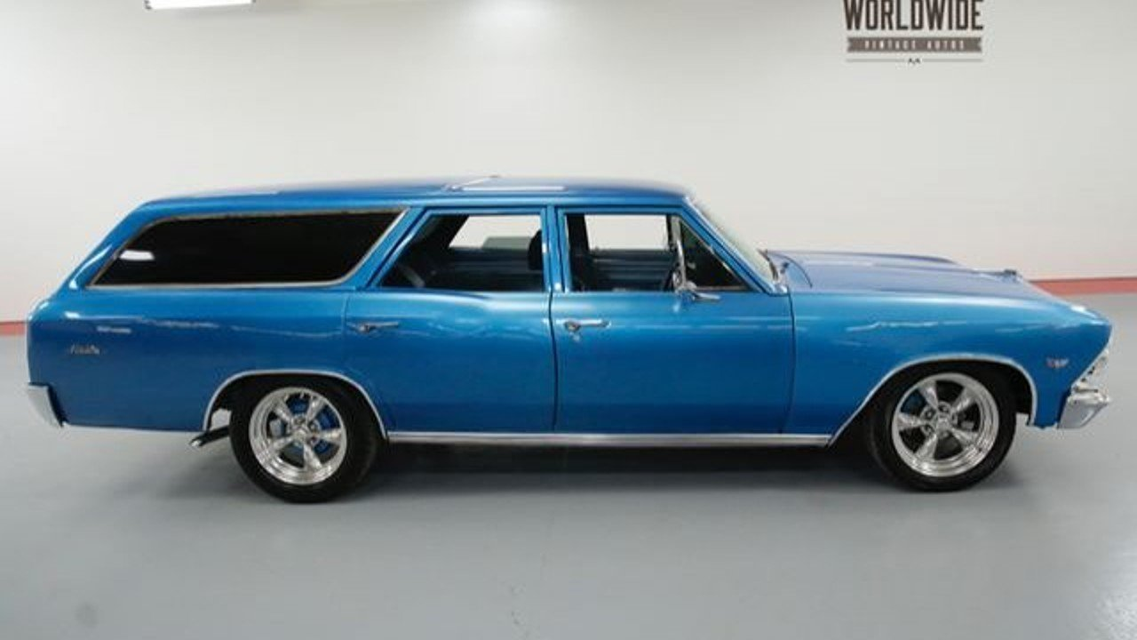 1966 Chevrolet Chevelle For Sale Near Denver Colorado 80216 Station Wagon 100992837