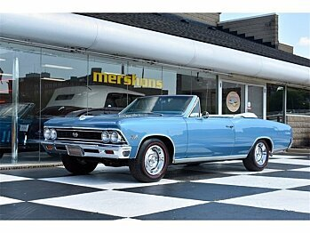 1966 Chevrolet Chevelle for sale 101008247