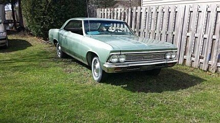1966 Chevrolet Chevelle for sale 100827673