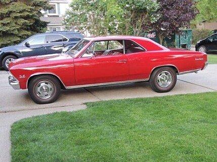 1966 Chevrolet Chevelle for sale 100828219