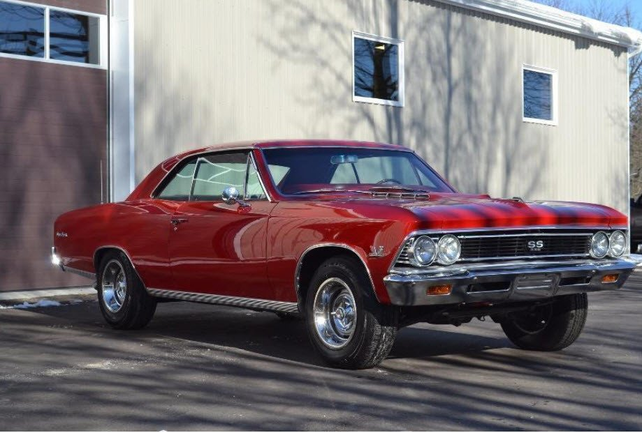 Chevy ss chevelle