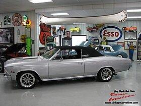 1966 Chevrolet Chevelle for sale 100852216
