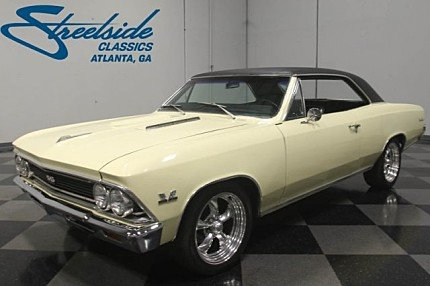 1966 Chevrolet Chevelle for sale 100970183