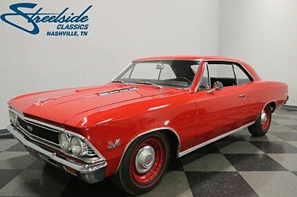 1966 Chevrolet Chevelle for sale 100980848