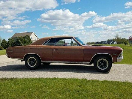 1966 Chevrolet Chevelle for sale 100984210