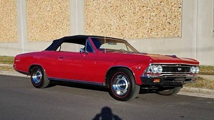 1966 Chevrolet Chevelle for sale 100989456