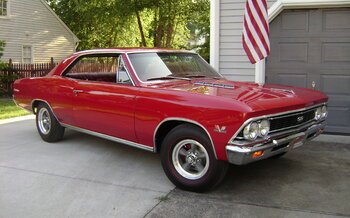 1966 Chevrolet Chevelle SS for sale 100994127