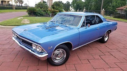 1966 Chevrolet Chevelle for sale 100995159