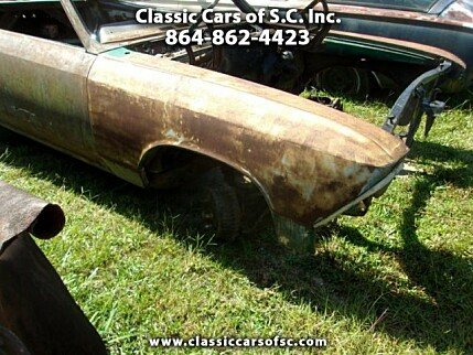 1966 Chevrolet Chevelle for sale 101046638