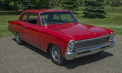 1966 Chevrolet Chevy II for sale 100768293