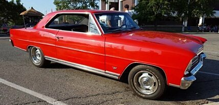 1966 Chevrolet Chevy II for sale 100828139