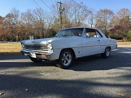 1966 Chevrolet Chevy II for sale 100842957