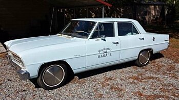 1966 Chevrolet Chevy II for sale 100827664