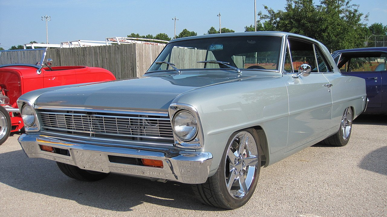 1966 Chevrolet Chevy II for sale 100843874