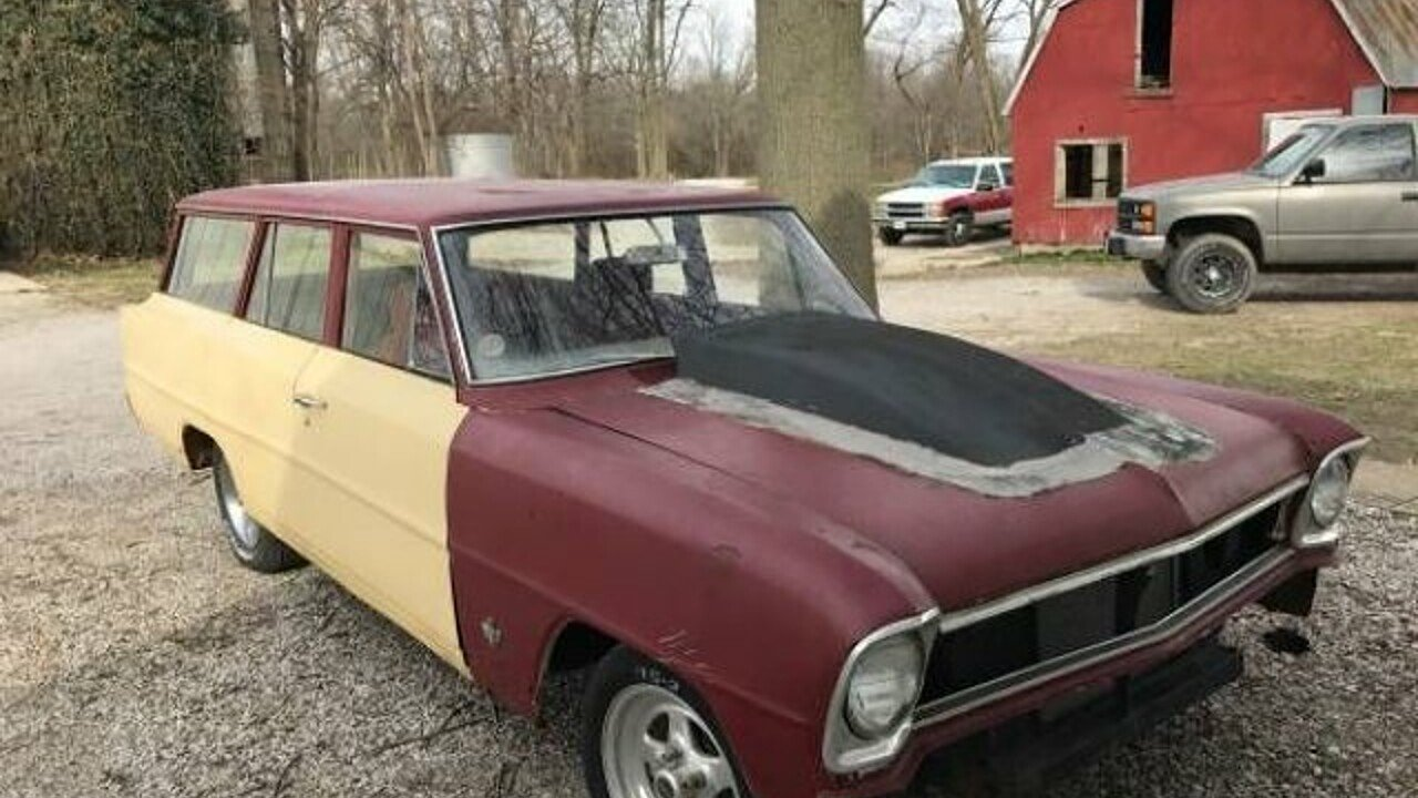 1966 Chevrolet Chevy II for sale 100853768