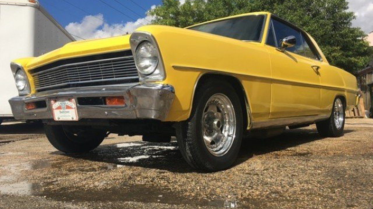 Chevrolet Chevy II Classics for Sale - Classics on Autotrader