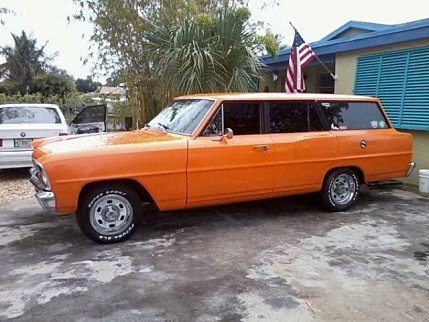 1966 Chevrolet Chevy II for sale 100827816