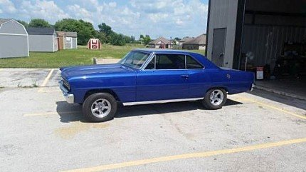 1966 Chevrolet Chevy II for sale 100827955