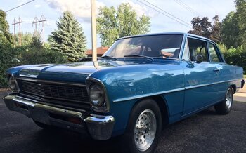 1966 Chevrolet Chevy II for sale 100876015
