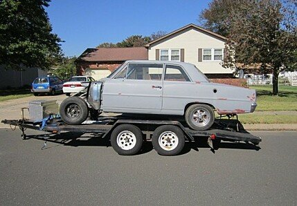 1966 Chevrolet Chevy II for sale 100914380