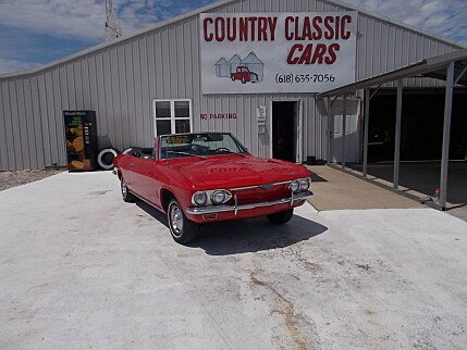 1966 Chevrolet Corvair for sale 100766145