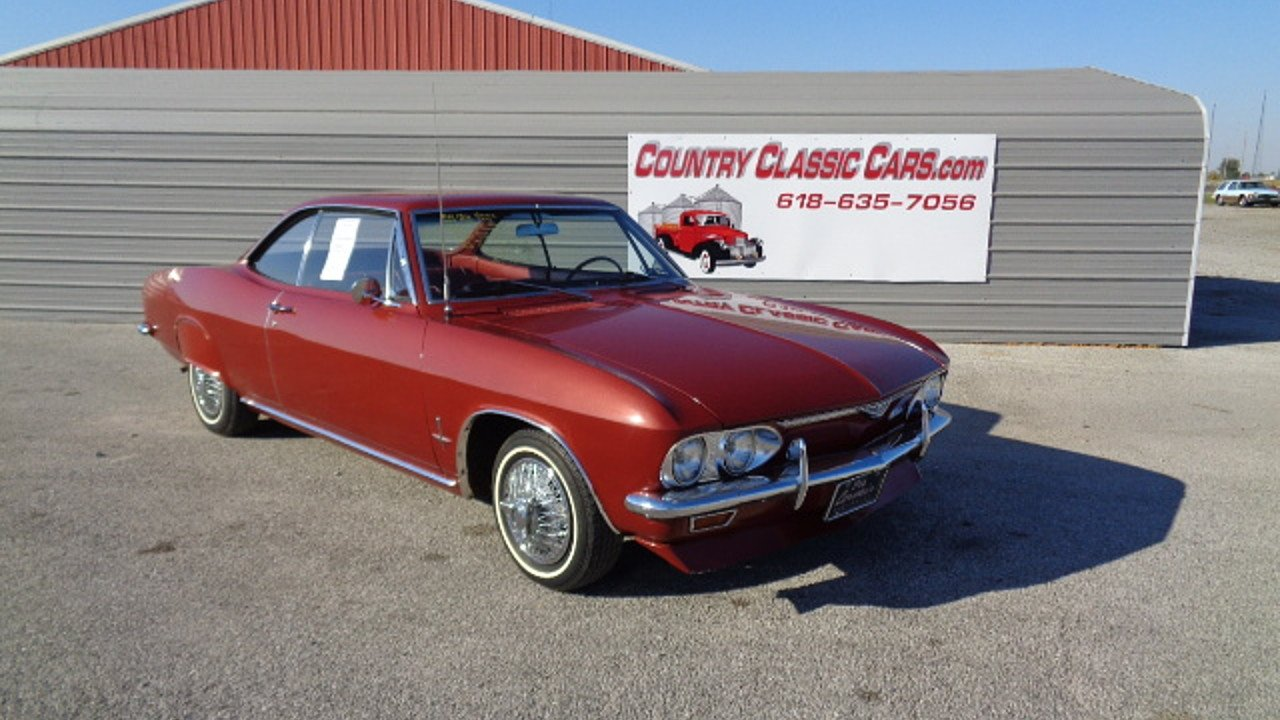 1966 Chevrolet Corvair for sale near Staunton, Illinois 62088 ...