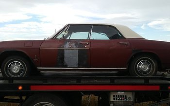 1966 Chevrolet Corvair for sale 100913185