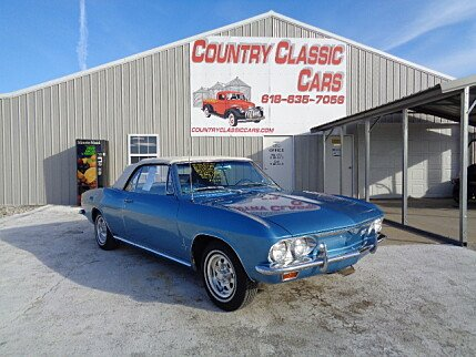1966 Chevrolet Corvair for sale 100970471
