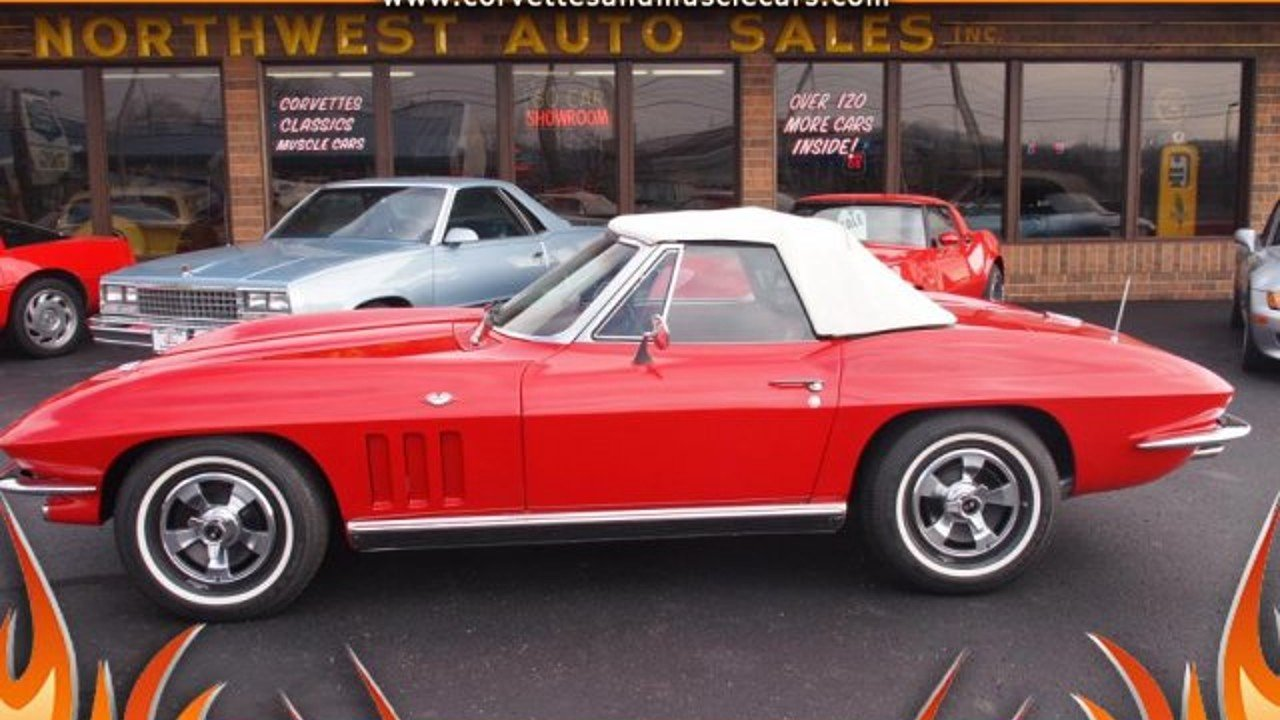 1966 Chevrolet Corvette for sale 100020761