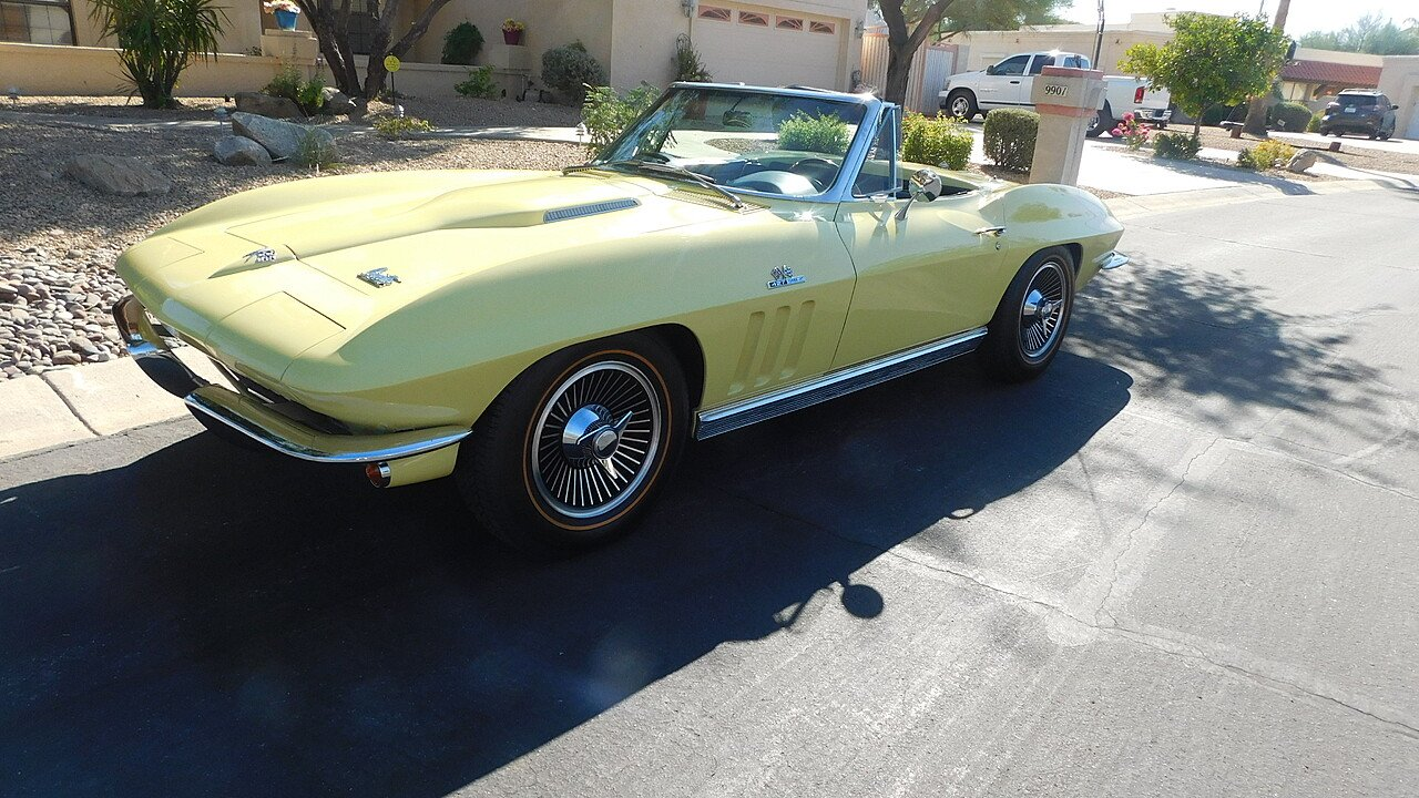 1966 Chevrolet Corvette for sale 100919773
