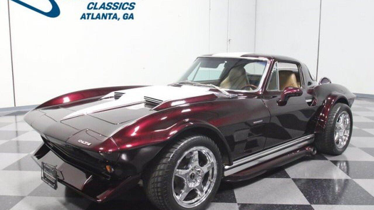1966 Chevrolet Corvette for sale near Lithia Springs, Georgia ...