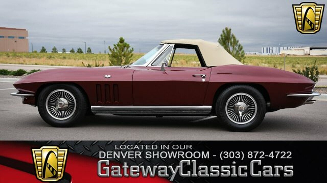 1966 Chevrolet Corvette for sale 100963837