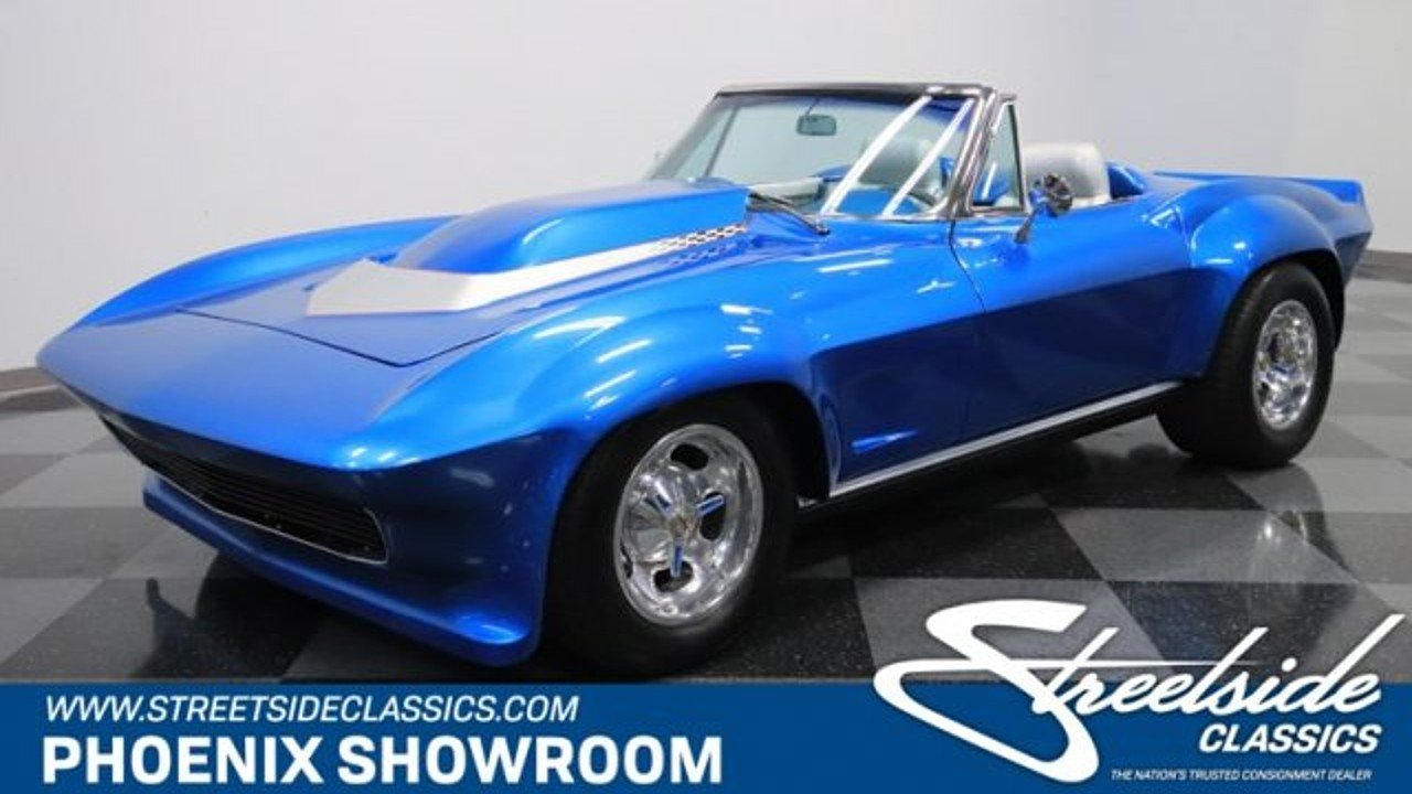 1966 Chevrolet Corvette For Sale Near Meza Arizona 85204 Classics Chevy Stingray 100989852
