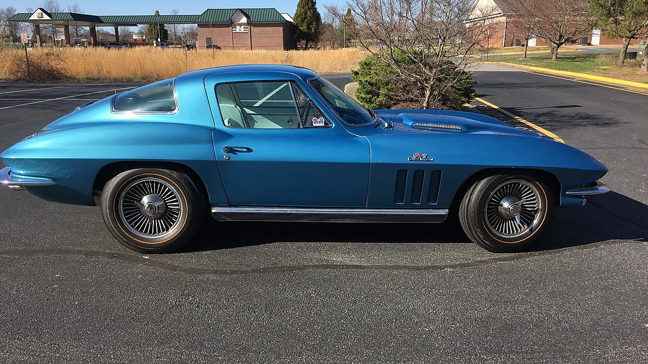 1966 Chevrolet Corvette Coupe for sale 100990618
