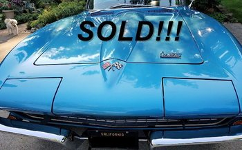 1966 Chevrolet Corvette Convertible for sale 100896708